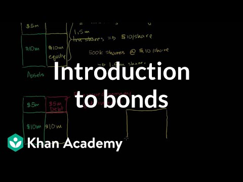 bond - What it means to buy a bond More free lessons at: http://www.khanacademy.org/video?v=Qh-M3_L4xYk.