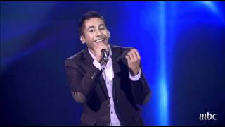 Arab Idol - Ep7 - Top Ten Males - يحيى يعقوب