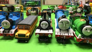 Kid and family friendly videos about toy trains, real trains, and more!Thomas the Tank Engine, Chuggington, LEGO trains, and more fun!Please SUBSCRIBE for more Train fun: http://bit.ly/1v93HUTMy LEGO Channel: http://www.youtube.com/user/bricktsarMy Toys Channel: http://www.youtube.com/user/jolson37My Son: http://www.youtube.com/user/theymightbebricksMy daughter: http://www.youtube.com/user/sowhosthatgirlMrs. BrickTsar: http://www.youtube.com/user/seagrove697My Website: http://www.traintsarfun.comHelp support our channel by buying on Amazon: http://amzn.to/2aUvc1fLEGO on Amazon: http://amzn.to/2aEgHxVInstagram: http://www.instagram.com/traintsarfunFacebook: http://www.facebook.com/traintsarfunTwitter: http://www.twitter.com/traintsarfunRoyalty Free Music:Kevin MacLeod (incompetech.com)Licensed under Creative Commons: By Attribution 3.0http://creativecommons.org/licenses/by/3.0