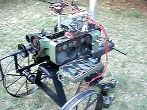 Open Engine Model A Ford
