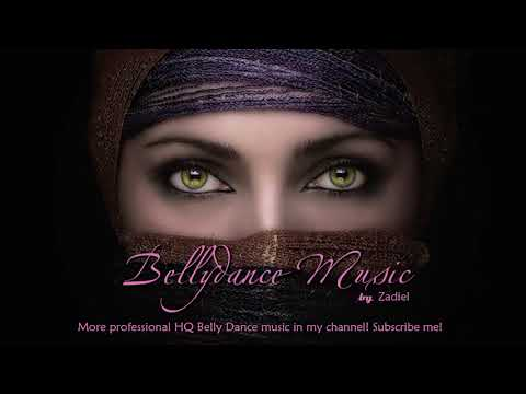 ARABIC BELLY DANCE MUSIC - UNVEILED Megance