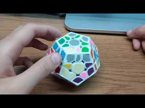 Tips for Sub 45 on Megaminx