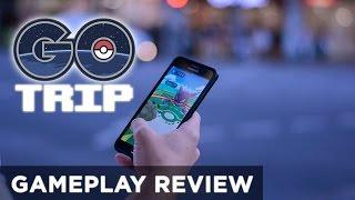 Real Life Gameplay Review! | Pokémon GO Australia Field Test by GOtrip