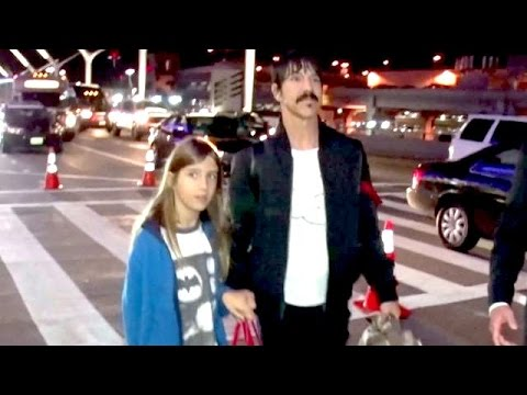 Anthony Kiedis' Son Everly Is Growing So Fast!