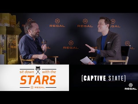 Captive State: Sit Down with the Stars feat. Matthew Hoffman - Regal