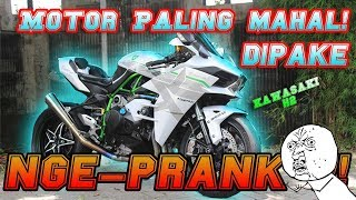 Video GOKS ! FIRST SOCIAL EXPERIMENT PAKE KAWASAKI H2 !! 🔥🔥🔥🔥 MP3, 3GP, MP4, WEBM, AVI, FLV April 2019