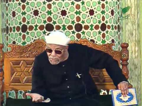 تفسير سورة الأحقاف - الحلقة 1 - الشعراوي