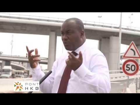 Pont HKB: L'impact architectural du pont sur le District d'Abidjan