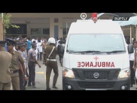 207 οι νεκροί στη Σρι Λάνκα και 450 τραυματίες. Επτά συλλήψεις σε έφοδο σε σπίτι στο Κολόμπο