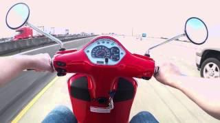 6. Vespa 300 GTS Super Top Speed