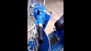 7. Vespa PX 150 2011