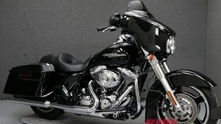 9. 2012  HARLEY DAVIDSON  FLHX STREET GLIDE- National Powersports Distributors