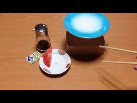 日本推出個人迴轉壽司!根本智障…