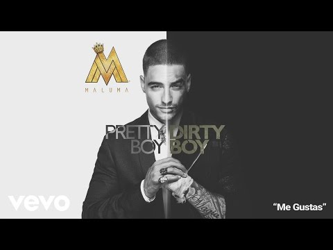 Maluma - Me Gustas (Cover Audio)