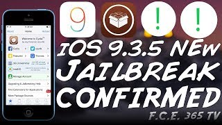 iOS 9.3.5 Jailbreak 32-Bit CONFIRMED On March 9, ios 9, ios, iphone, ios 9 ra mat