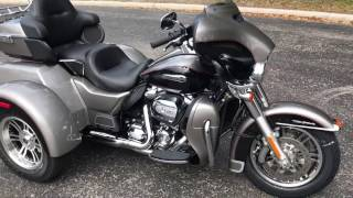 5. New 2017 Harley Davidson Tri Glide Trike three wheeler for sale ~ 2018 coming