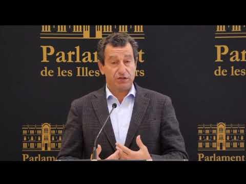 """Company: """"El balanç de les visites dels ministres a Balears ha estat decebedor"""""""