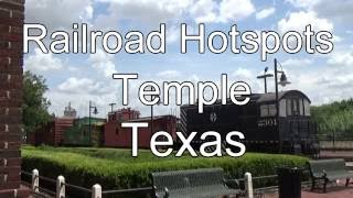 Temple (TX) United States  city photos : Railroad Hotspots- BNSF Railway in Temple, Texas