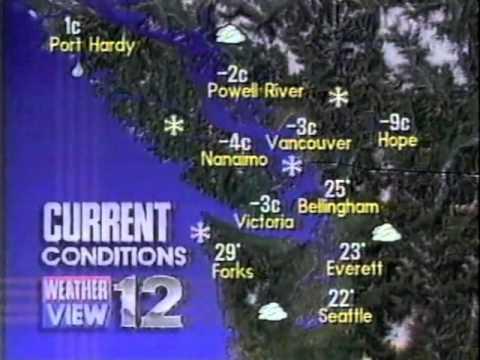 KVOS Christmas Commercials Dec 1990
