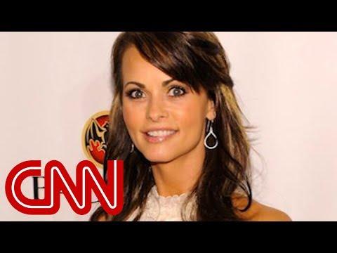 Ex-Playboy model who alleged Trump affair sues