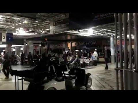 «Μπλακ άουτ» στο διεθνές αεροδρόμιο της Ατλάντα
