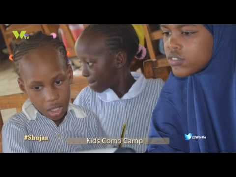 Shujaa Kids Comp Camp