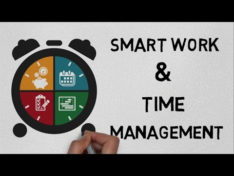 SMART WORK & TIME MANAGEMENT IN HINDI - EAT THAT FROG SUMMARY