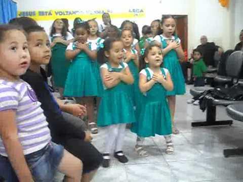 Congresso das crianças Assembleia de Deus - Jardim Santa Maria