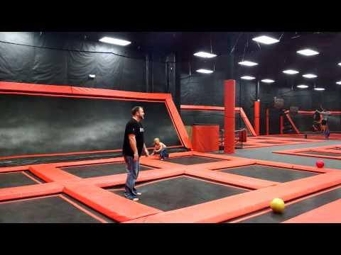 Jump Cville - Having Some Fun