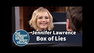 Video Box of Lies with Jennifer Lawrence MP3, 3GP, MP4, WEBM, AVI, FLV September 2018
