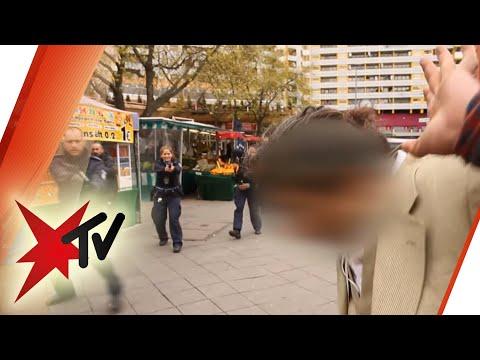 Berlin Kottbusser Tor: Gewalt, Drogen und Kriminalität  ...