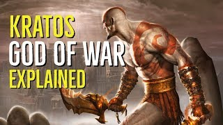 Video Kratos (GOD OF WAR) Explained MP3, 3GP, MP4, WEBM, AVI, FLV Februari 2019