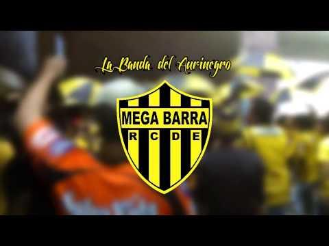 Ingreso, Recibimiento y Aliento de la hinchada | REAL ESPAÑA - Mega Barra - Real España