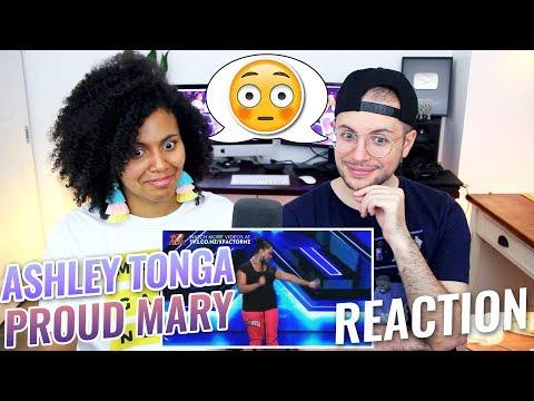 Ashley Tonga - Proud Mary | X Factor Global ???? | REACTION_TV műsorok, celebek és extrém időjárás videók toplistája