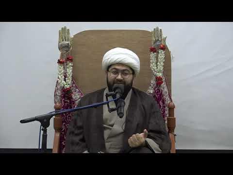 1441 AH – Ramadhan – 03 – Shab – Majlis