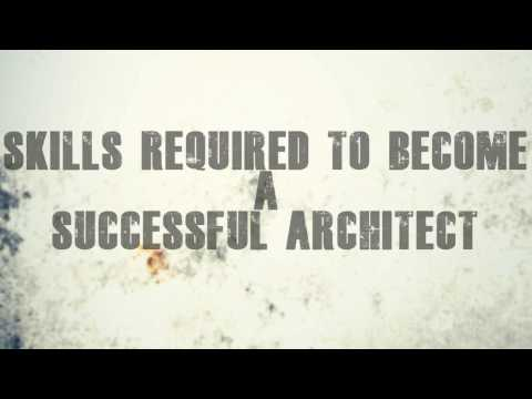 A Story of a Successful Architect| Skills required to become a successful Architect|