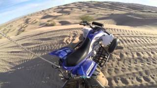 7. 2016 Yamaha Raptor 700R Ride to Brawley slide 1-2-16