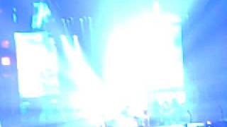 Nickelback performing Too Bad at MEN Arena 22nd May 2009.
