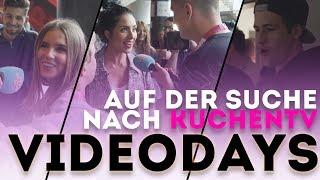 Auf der Suche nach KuchenTV   VIDEODAYS 2017