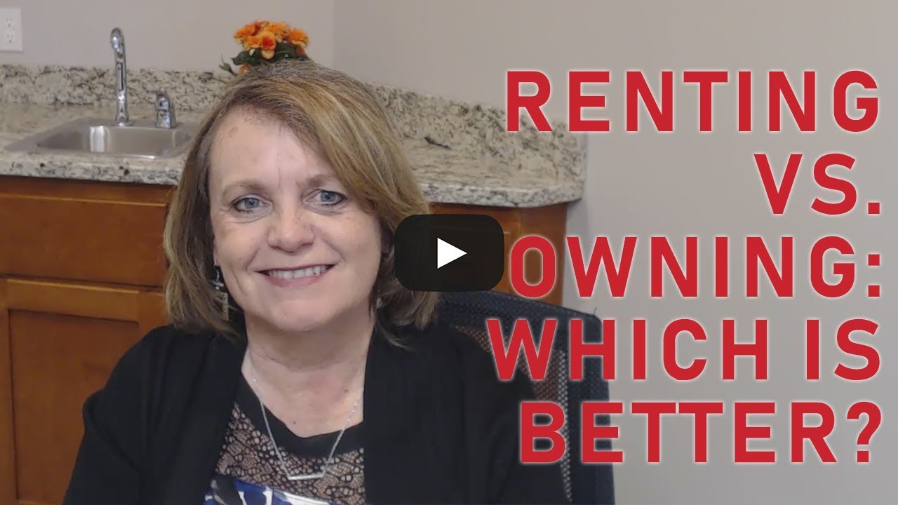 Is It Better to Rent a Home or to Buy One?