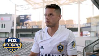 Chicharito clarifies 'retirement' comments after backlash | ALEXI LALAS' STATE OF THE UNION PO by FOX Soccer