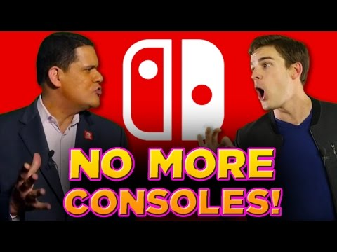 Should Nintendo Stop Making Consoles? - Deadlock (ft. Reggie From Nintendo)