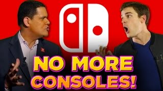 Video Should Nintendo STOP Making Consoles? - DeadLock (ft. Reggie from Nintendo) MP3, 3GP, MP4, WEBM, AVI, FLV Oktober 2018