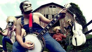 Slipknot - Psychosocial (Banjo cover ft. Leo Moracchioli)