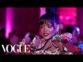 Rihanna on Her Game-Changing Met Gala Red Carpet Look | Met Gala 2017
