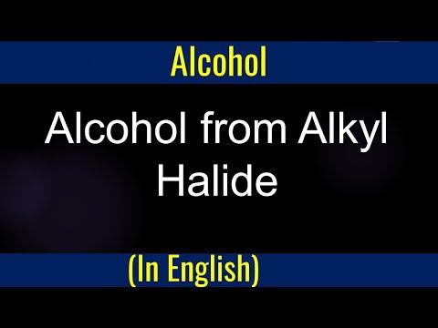 Organische Chemie: Problem-conversion-Alkohol aus Alkylhalogenid