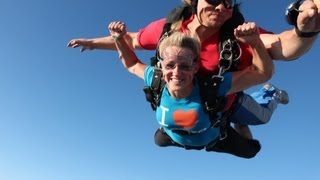 Going Skydiving!