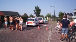 Tiener ernstig gewond bij ongeluk in Eemdijk