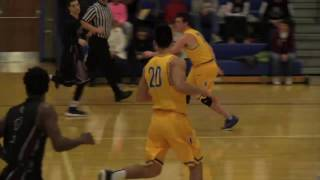 Play of the Game - Men's Basketball vs. Aquinas