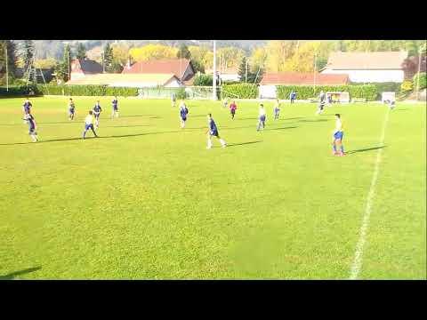 (1/2) - U17 - FAVIA ASR vs FC PAYS VIENNOIS - Championnat du Rhône D3